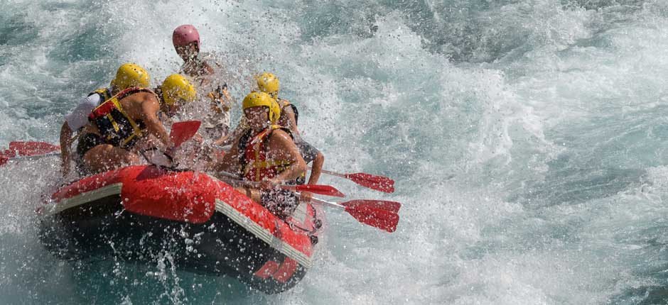 Adventure sports image of White Water Rafting